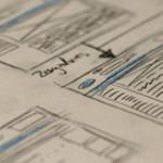 WEBディレクターなら参考にしたい手書きの画面設計書