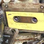 カセットテープを再利用したアートがすごい